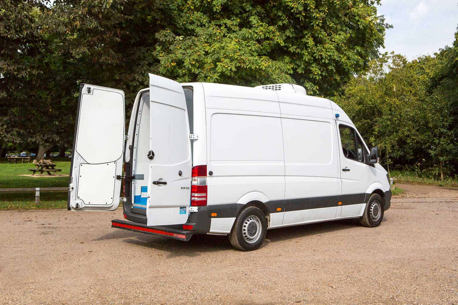 Mercedes Sprinter - Long Wheel Base - Chilled