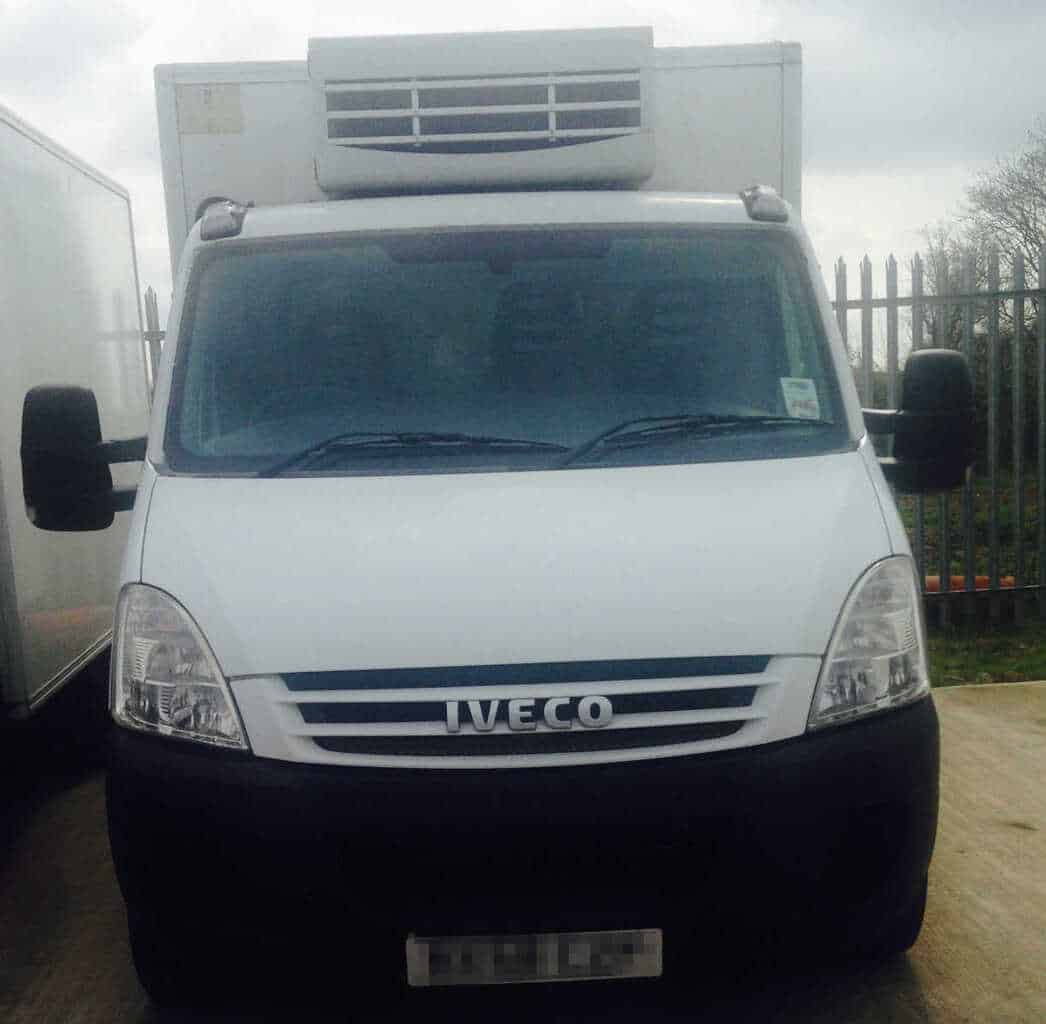 Iveco Daily 35S12 - Box Van